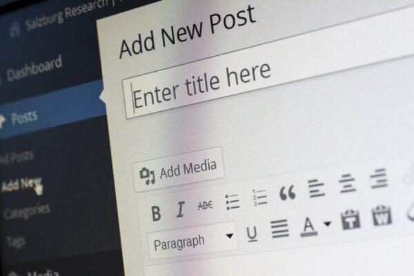 Warum verwenden wir WordPress, um Webseiten zu erstellen